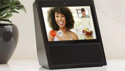 интеллектуальная колонка Amazon Echo