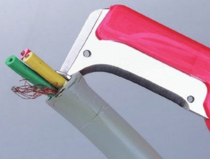 Нож электромонтера