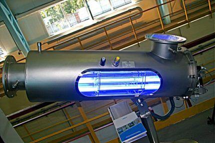 Ультрафиолетовый модуль очистки воды