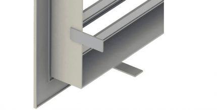 Способ установки вентиляционной решетки