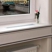 Вентиляция в подоконник: способы и подробная инструкция по обустройству подоконной вентиляции