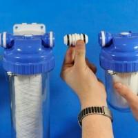 Фильтр для стиральной машины: обзор видов, критерии выбора + особенности монтажа