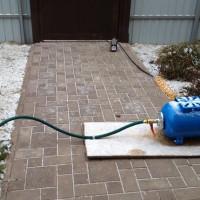 Лучшие способы продуть водопровод на даче на зиму – с компрессором и без