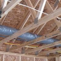 Вентиляция в доме из сип панелей: лучшие варианты и схемы обустройства
