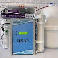 """Обзор фильтра для воды """"ИКАР"""" – современная установка с самой высокой степенью очистки воды"""
