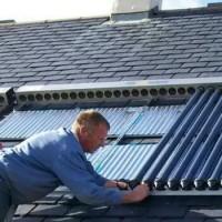 Вакуумный солнечный коллектор: принцип работы + как собрать самому