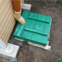 Как сооружается выгребная яма в частном доме: обзор конструкций + правила их обустройства