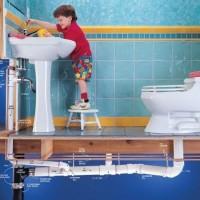 Канализация в квартире своими руками: правила внутренней разводки и монтажа