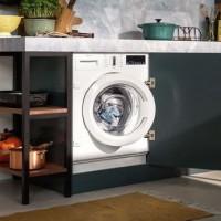 Встраиваемые стиральные машины: критерии выбора + ТОП-10 лучших моделей