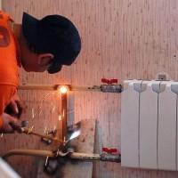 Замена батарей отопления газосваркой: особенности технологии и пример работы