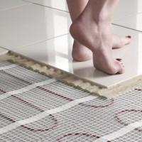 Как сделать теплый пол в ванной комнате своими руками: пошаговое руководство