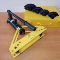 Как выбрать гидравлический трубогиб: виды оборудования и его особенности