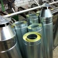Сэндвич труба для вентиляции: монтажные инструкции и нюансы сборки вентиляции из сэндвич труб