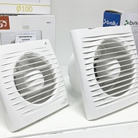 Рейтинг бесшумных вентиляторов для ванной с обратным клапаном: лучшая десятка моделей + что учитывать при выборе