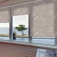 Рулонные шторы своими руками: пошаговая инструкция + нюансы выбора ткани и варианта скручивания
