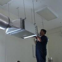 Как производится монтаж воздуховодов: установка гибких и жестких каналов вентиляции