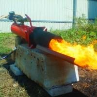 Тепловые пушки на отработанном масле: разбор видов + инструктаж по изготовлению своими руками