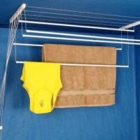 Потолочные сушилки для белья на балкон: пятерка популярных моделей + советы по выбору и установке