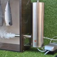 Дымогенератор для холодного копчения своими руками: принцип действия + инструктаж по сборке коптильни