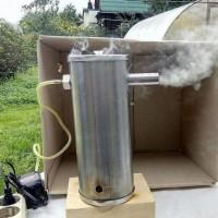 Дымогенератор своими руками для коптильни: варианты дымогенератора и пошаговая инструкция по сборке