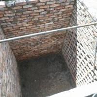 Как сооружается сливная яма из кирпича: варианты и способы обустройства