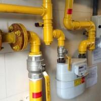 Краска для газовых труб: правила и нормы покраски внутри квартиры и на улице