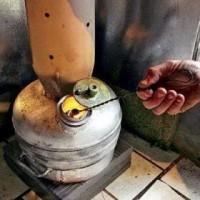 Как сделать буржуйку на отработанном масле своими руками: варианты и примеры изготовления печки