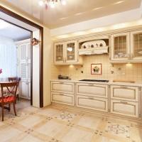 Объединение лоджии и кухни: законно ли это + инструктаж по перепланировке помещений
