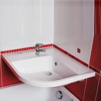 Подвесная раковина для ванной: пошаговый инструктаж по установке