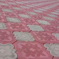"""Как красиво оформить садовые дорожки из тротуарной плитки """"Краковский клевер"""" – отличительные свойства плитки"""