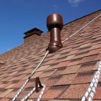Вентиляция на крыше частного дома: сооружение прохода воздуховода через кровлю