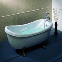 Высота ванны от пола: стандарты, нормы и допустимые отклонения при установке
