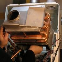 Промывка теплообменника газового котла: методы чистки и средства удаления минеральных отложений