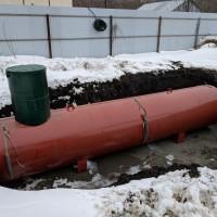 Замерз газгольдер: распространенные причины и способы быстро устранить проблему