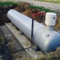 Газовое отопление газгольдером – стоит ли? Обзор всех нюансов, достоинств и недостатков такого решения