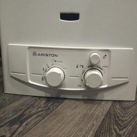 Как зажечь газовую колонку Ariston: особенности включения и техника безопасности при использовании