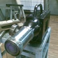 Тепловая пушка своими руками: варианты изготовления на разных видах топлива