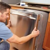 Установка фасада на посудомоечную машину: полезные советы + инструктаж по монтажу