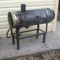 Тепловая пушка на отработанном масле своими руками: поэтапная инструкция по изготовлению