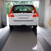 Из чего лучше сделать пол в гараже — 10 простых и доступных способов покрытия