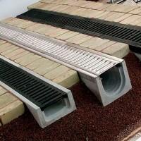 Лотки для поверхностного водоотведения – классификация с характеристикой