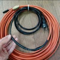 Подключение греющего кабеля: детальные инструкции по монтажу саморегулирующейся системы обогрева