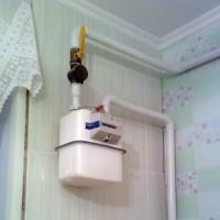 Как перенести газовый счетчик: правила и порядок действий при переносе расходомера