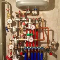 Разводка труб в ванной: разбор скрытой и открытой схем прокладки