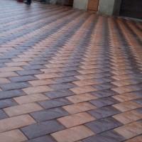 """Тротуарная плитка """"Английский булыжник"""" – характеристики, особенности и способ укладки"""