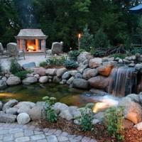 Как сделать пруд своими руками: инструктаж по созданию и уходу за водоемом на приусадебном участке