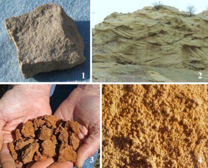 Геологические условия для устройства абиссинской скважины