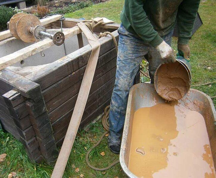 Ремонт и чистка колодцев в Балашихе