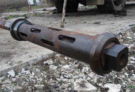снаряд для гидроудара
