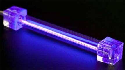 Источник ультрафиолетового излучения